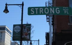 oddly appropriate letters in Boston