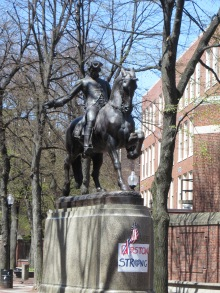 Paul Revere, up to the task