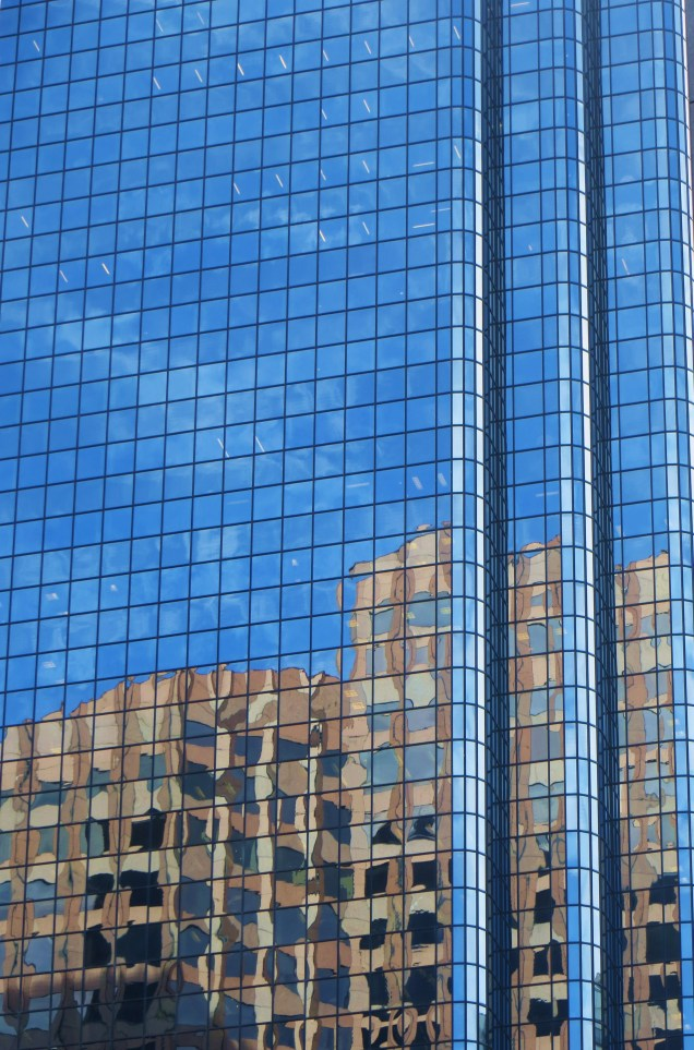 Towering Boston Blue
