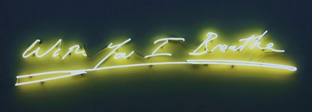 Letters as art
